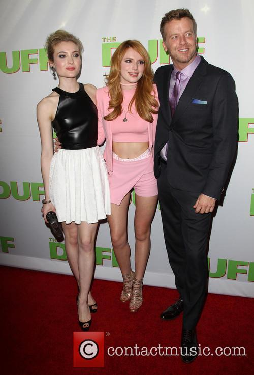 Skyler Samuels, Bella Thorne and Mcg 6