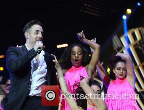'The X Factor' tour at the Odyssey Arena