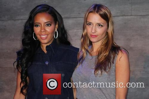 Charlotte Ronson and Angela Simmons 4