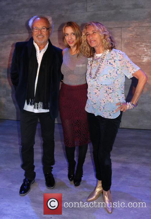 Mick Jones, Charlotte Ronson and Ann Dexter-jones 1