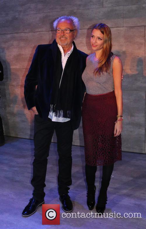 Mick Jones and Charlotte Ronson 5
