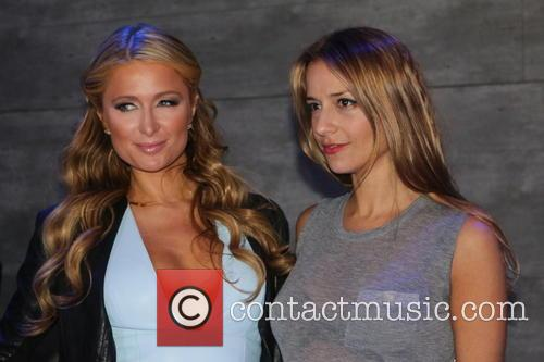 Paris Hilton and Charlotte Ronson 3