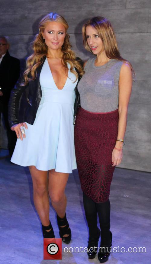 Paris Hilton and Charlotte Ronson 9