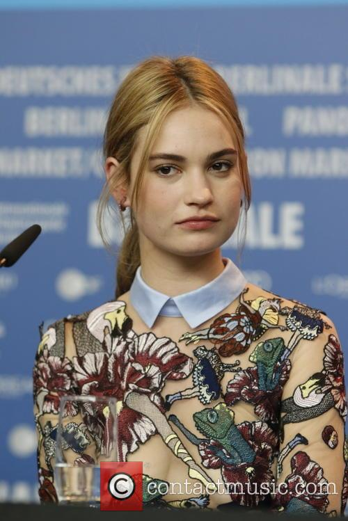 Lily James 10