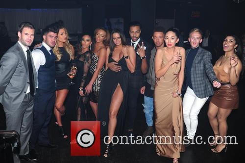 Yasmin, Dean Spragg, Rogan O'connor, Talitha Minnis, Ashley Cain, Jamie Bermingham and Valentino 4