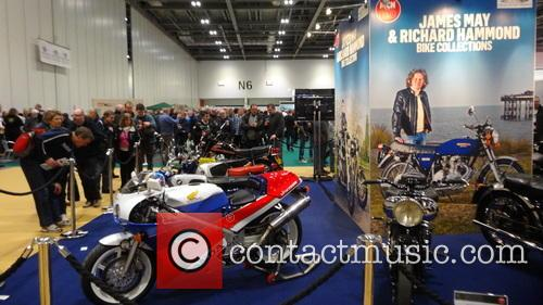 MCN London Motorcycle Show