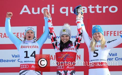 Alpine and Viktoria Rebensburg 2