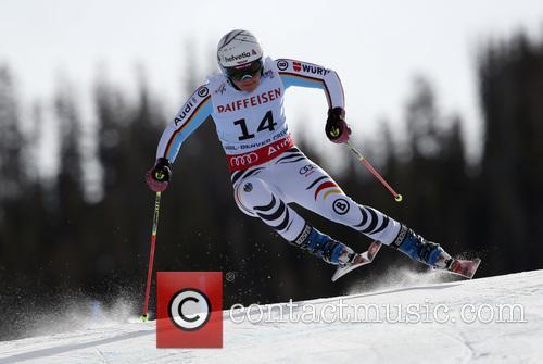 Alpine and Viktoria Rebensburg 3