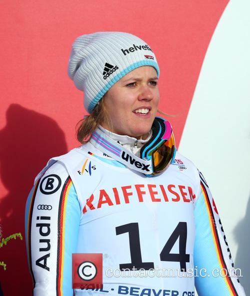 Alpine and Viktoria Rebensburg 8