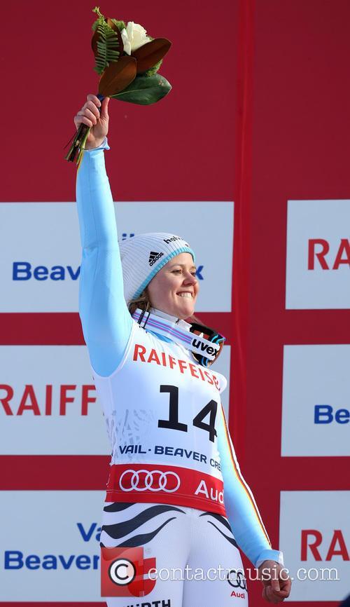 Alpine and Viktoria Rebensburg 9
