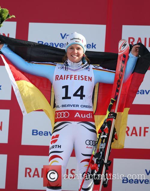 Alpine and Viktoria Rebensburg 10