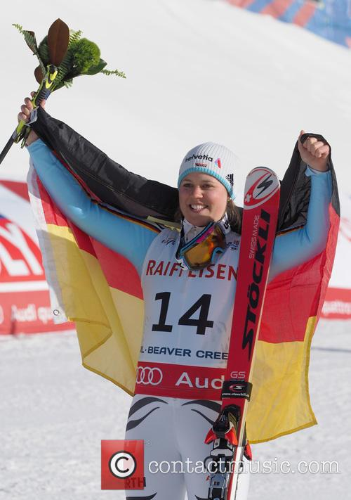 Alpine and Viktoria Rebensburg 11