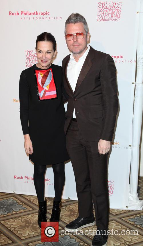 Cynthia Rowley and Bill Powers 2