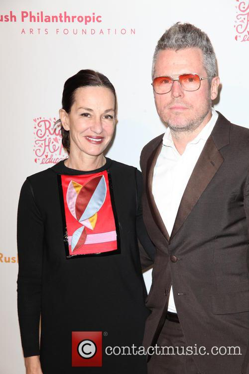 Cynthia Rowley and Bill Powers 1