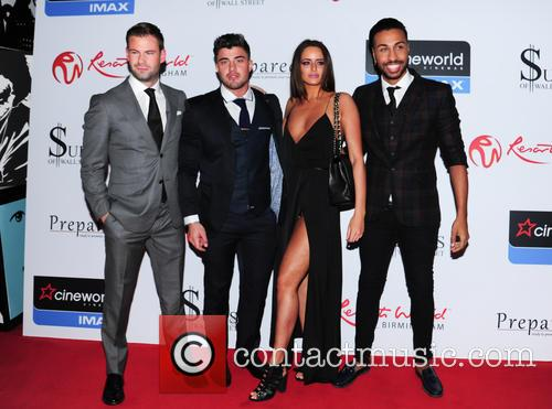 Yasmin, Dean Spragg, Rogan O'connor and Valentino 5