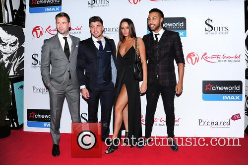 Yasmin, Dean Spragg, Rogan O'connor and Valentino 6