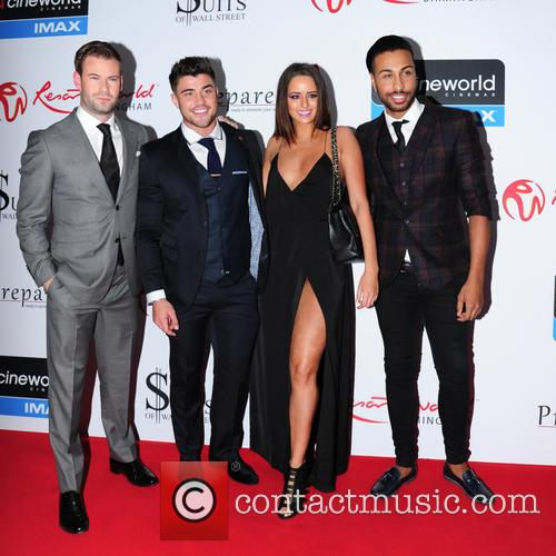 Yasmin, Dean Spragg, Rogan O'connor and Valentino 7