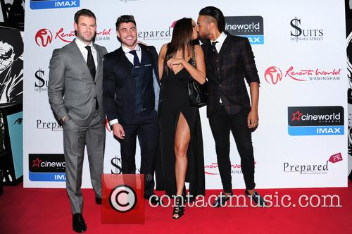 Yasmin, Dean Spragg, Rogan O'connor and Valentino 8