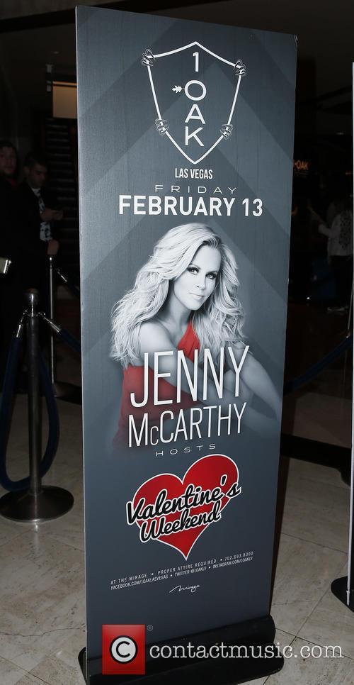 Jenny McCarthy Hosts Valentine Weekend at 1 Oak...