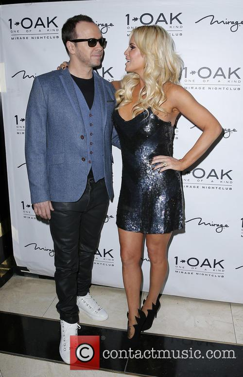 Donnie Wahlberg and Jenny Mccarthy 4
