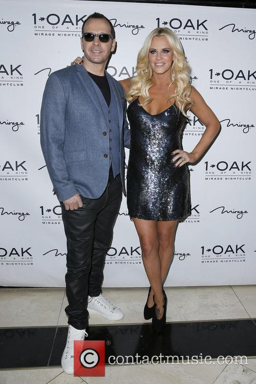 Donnie Wahlberg and Jenny Mccarthy 8
