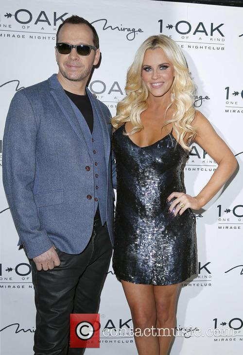 Donnie Wahlberg and Jenny Mccarthy 10