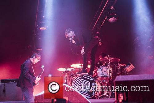 Kaiser Chiefs perform a sold out show at...