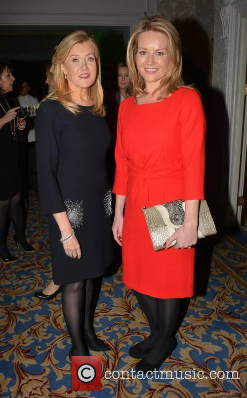 Louise Kennedy and Claire Byrne 1