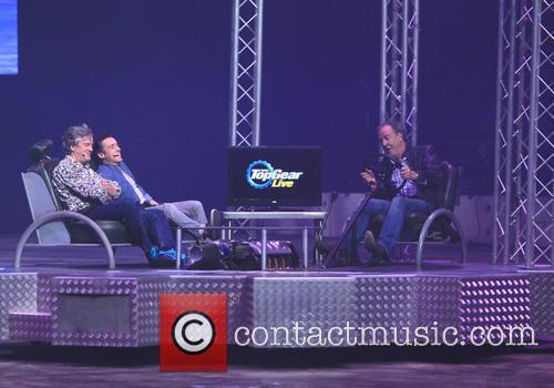 James May, Richard Hammond and Jeremy Clarkson 3
