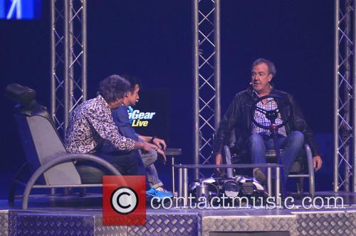 James May, Richard Hammond and Jeremy Clarkson 4
