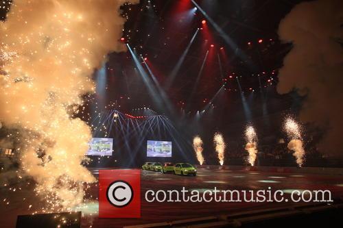 Top Gear Live Uk and Arena Tour 1