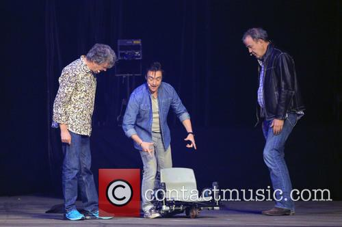 James May, Richard Hammond and Jeremy Clarkson 1