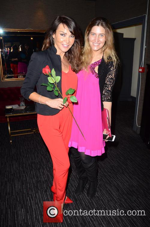 Lizzie Cundy and Francesca Hull 5