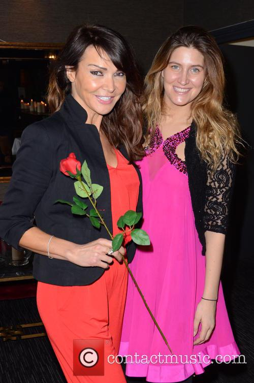 Lizzie Cundy and Francesca Hull 6