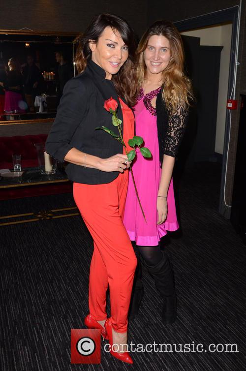 Lizzie Cundy and Francesca Hull 7