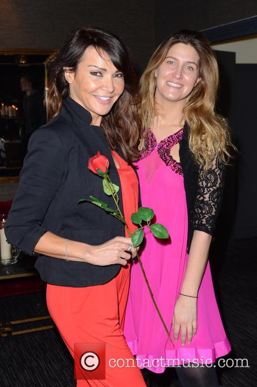 Lizzie Cundy and Francesca Hull 8