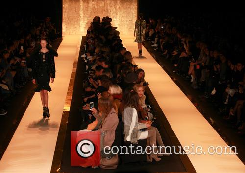 Mercedes-benz Fashion Week Fall, Herv, Leger and Runway 4