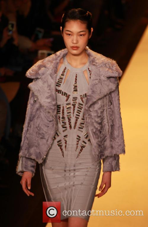 Mercedes-benz Fashion Week Fall, Herv, Leger and Runway 1