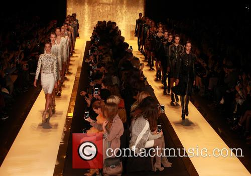 Mercedes-benz Fashion Week Fall, Herv, Leger and Runway 11