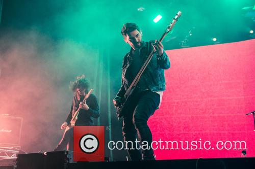 Matt Barnes, Chris Miller and You Me At Six 1