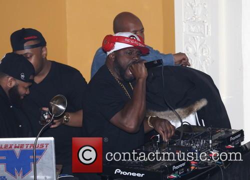 Floyd Mayweather and Funk Master Flex 4