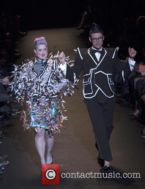 Kelly Osbourne and Brad Goreski 1