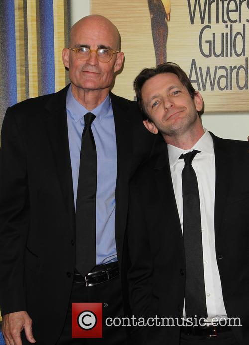 E. Max Frye and Dan Futterman 5