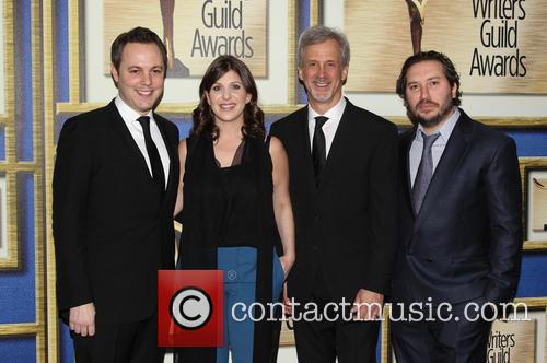 Ido Ostrowsky, Nora Grossman, Billy Goldenberg and Teddy Schwarzman 4