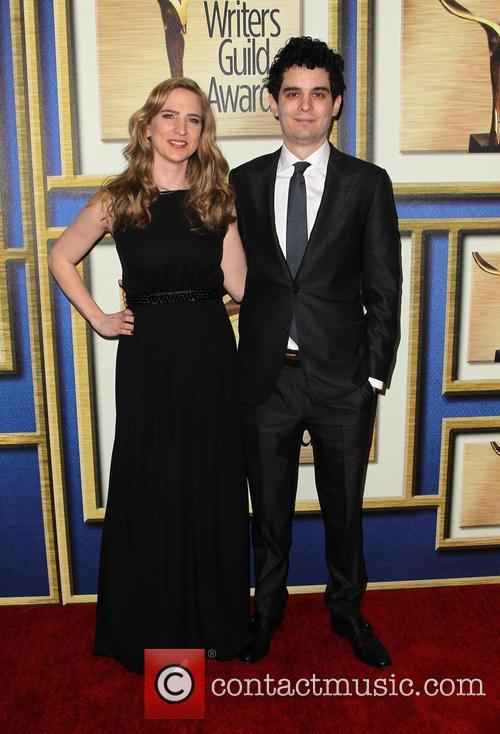 Jasmine Mcglade Chazelle and Damien Chazelle 5