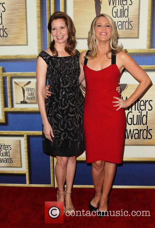Lennon Parham and Jessica St. Clair 1