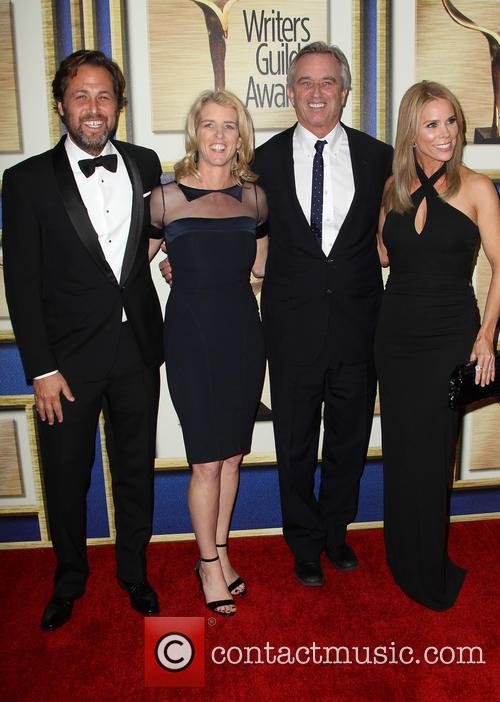 Mark Bailey, Rory Kennedy, Robert F. Kennedy, Jr. and Cheryl Hines 6