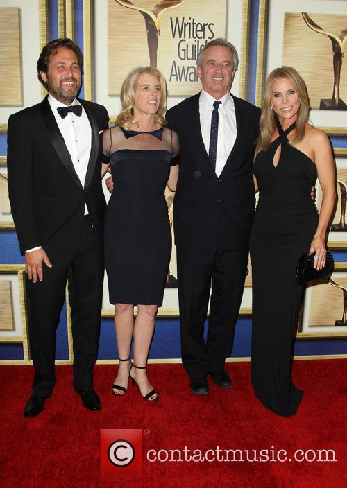 Mark Bailey, Rory Kennedy, Robert F. Kennedy, Jr. and Cheryl Hines 7