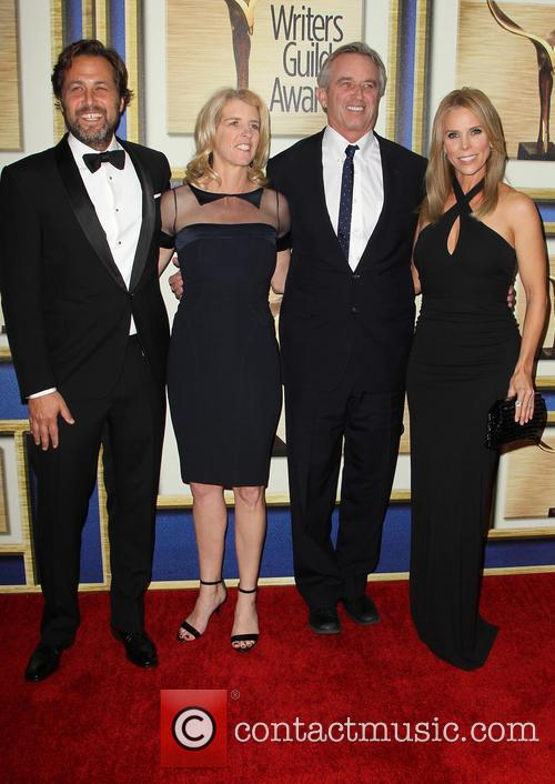Mark Bailey, Rory Kennedy, Robert F. Kennedy, Jr. and Cheryl Hines 8