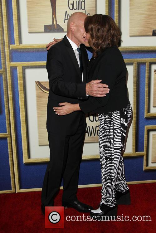 Patrick Stewart and Jill Soloway 2